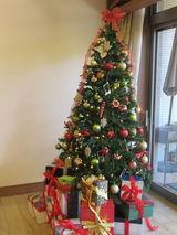 クリスマス設え